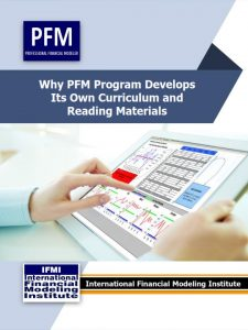 Why PFM Program Develops Its Own Curriculum and Reading Materials
