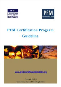 PFM Certification Program Guideline